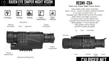 Permalink to: RAVEN EYE NIGHT VISION